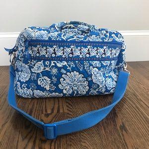 blue lagoon weekender travel bag